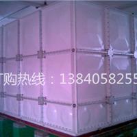 阜新SMC方形玻璃钢水箱