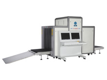 供应YD-100100X光安检机车站行李安全检测仪