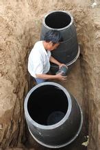 供应临沂塑料化粪池、旱厕改造专用化粪池