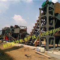 供应破碎制沙洗沙机生产线