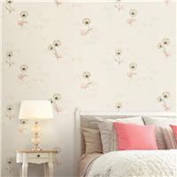 韩国进口pvc壁纸简约现代卧室客厅健康墙纸