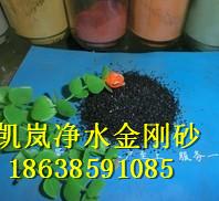 供应烟台各种颜色金刚砂生产厂家