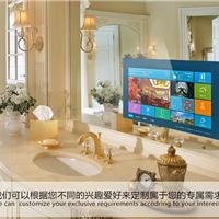 供应【荣立】  智能魔镜酒店 防水触摸电视