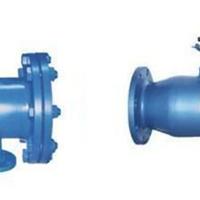 供应DN400冷却循环水直通卧式除污器