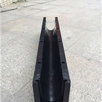供应新型环保塑料建材U型HDPE线性排水沟