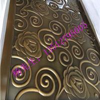 供应铝合金装饰定做铝板雕刻屏风