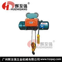 钢丝绳电动葫芦-CD1型电动葫芦380V