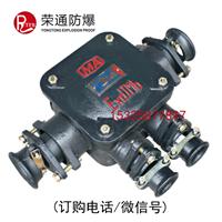 供应BHD2-200/1140-4T矿用隔爆型低压接线盒
