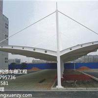 供应杭州市膜结构停车棚厂家直销