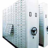 东营电动密集架档案柜批发电动密集架订制