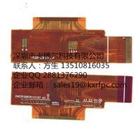 供应FPC镂空板FPC测试排线沙井FPC软板厂家