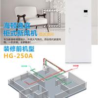 供应中央柜式新风系统 HG250A