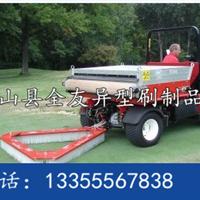 供应外贸出口草坪刷,足球场刷草机毛刷