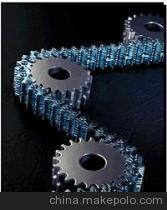 变节距多轴传动双面齿形链