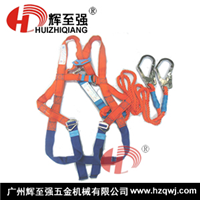 新型全方位电工安全带-欧式五点式安全带