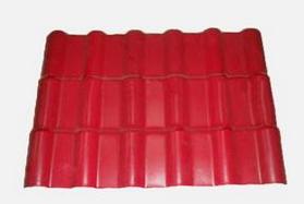 供应1050mm树脂瓦屋面树脂瓦批发凯创建材