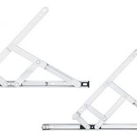厂家供应窗撑二连杆四连杆门窗配件组角片