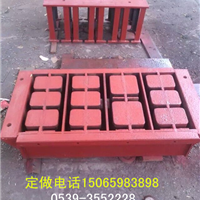 山东宏发砖机模具价格宏发空心砖机模具