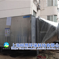 浙江上海橡胶轮胎厂废气处理设备