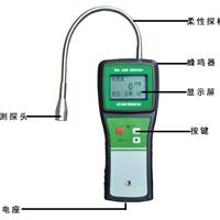 供应KP816便携式氢气气体检漏仪