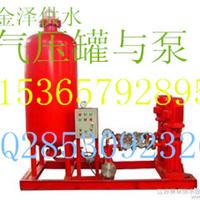 消防箱泵一体化消防增压稳压设备