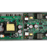 供应500W带电源定压数字功放板模块DPA500V