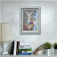 供应欧式人物油画装饰框画