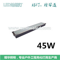 供应LED线型地砖灯/嵌入照射地面条形地埋灯