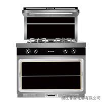 供应普森新款集成灶悦智JJZ-X6 高效节能