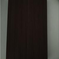 供应PVC生态木140*25圆孔方孔地板