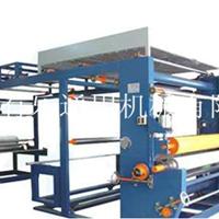 PVC皮革染色机 人造皮革改色机 单版染色机