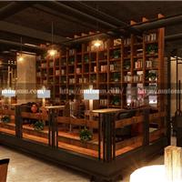 天津咖啡厅设计公司咖啡厅店面装修设计