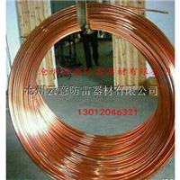 供应防雷接地材料铜包钢接地极铜包钢圆线