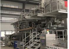 供应造纸机走道平台系统