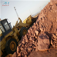 供应供应赤铁原矿  高含量赤铁  氧化铁矿