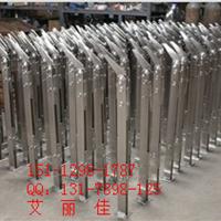 扁钢不锈钢304双钢板立柱  优惠价格