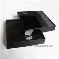 广东地区供应黑色玻璃原片颜色玻璃批发