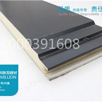 供应河南聚氨酯夹芯彩钢复合板