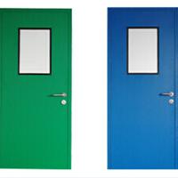 不锈钢钢质门 药厂专用净化门