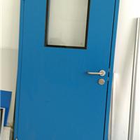 冷轧钢板净化门 药厂专用钢质门