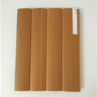 供应生态木装饰外墙板165*10四圆板生态墙板