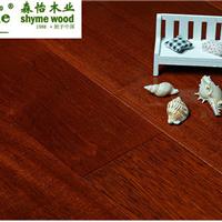 供应 印尼 菠萝格 实木地板 厂家直销