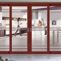 高档别墅装置厨房门用吊趟门还是推拉门好?