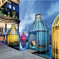 供应大型庭院铁艺鸟笼,酒店餐厅铁艺装饰