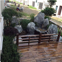 陕西景观石―秦岭假山石