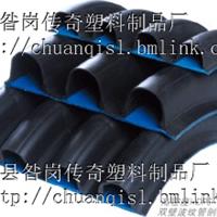 HDPE钢带增强聚乙烯螺旋波纹管/环刚度12.5