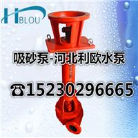 立式吸沙泵NSL船陆两用抽砂杂质泵渣浆泵