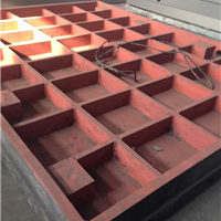 供应无缺陷 精稳实用铸铁平台