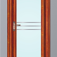 维金斯铝门-83A卫生间