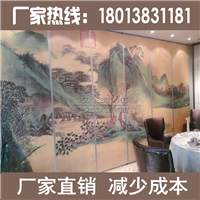 上海展厅可活动移动收缩折叠超高型折叠墙